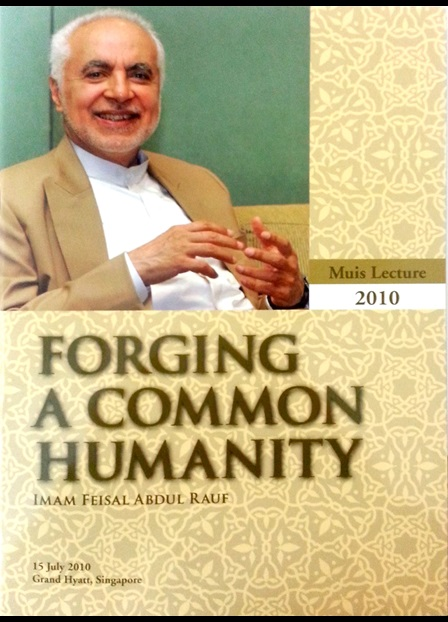 Imam Feisal Abdul Rauf Masjid Al Farah In New York City And Founder American Society For Muslim Advancement Delivered On 15 July 2010 At Grand