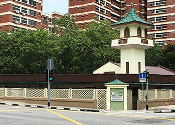 Jamek Queenstown Mosque
